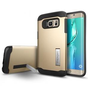 Spigen  Galaxy S6 Edge Plus Case Slim Armor Champagne Gold