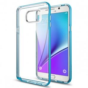 Spigen  Galaxy Note 5 Case Neo Hybrid Crystal Blue Topaz