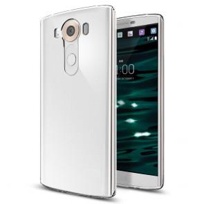 Spigen LG V10 Case Liquid Crystal Clear
