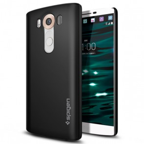 Spigen LG V10 Case Thin Fit Black