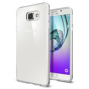 Spigen  Galaxy A7 Liquid Crystal Crystal Clear