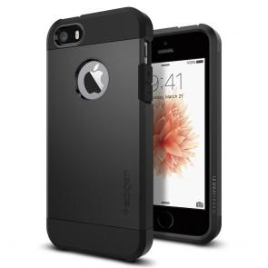 Spigen iPhone 5/5s/SE Tough Armor Black