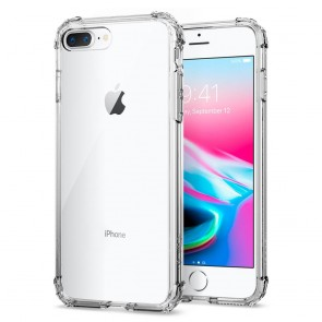 Spigen iPhone 8 Plus/7 Plus Crystal Shell Case Clear Crystal