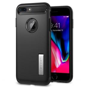 Spigen iPhone 8 Plus/7 Plus Slim Armor Case Black