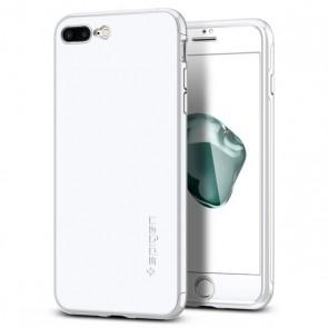 Spigen iPhone 7 Plus Thin Fit 360 White