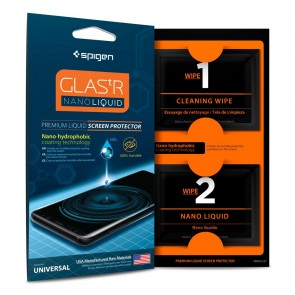 Spigen Screen Protector GLAS.tR Nano Liquid