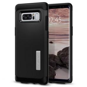 Spigen Samsung Galaxy Note 8 Slim Armor Black