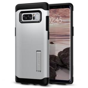Spigen Samsung Galaxy Note 8 Slim Armor Satin Silver