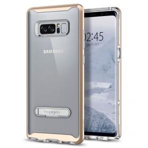 Spigen Samsung Galaxy Note 8 Crystal Hybrid Champagne Gold