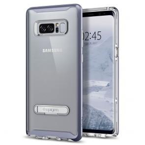 Spigen Samsung Galaxy Note 8 Crystal Hybrid Orchid Gray