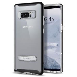 Spigen Samsung Galaxy Note 8 Crystal Hybrid Black