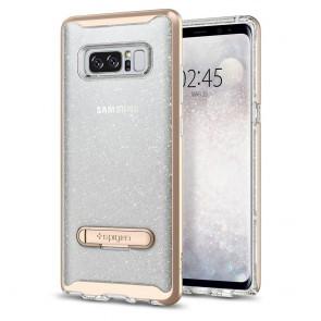 Spigen Samsung Galaxy Note 8 Crystal Hybrid Glitter Gold Quartz