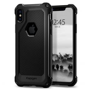 Spigen Apple iPhone X Rugged Armor Extra Black