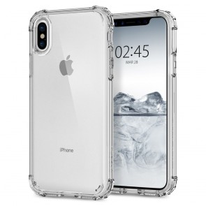 Spigen Apple iPhone X Crystal Shell Clear Crystal