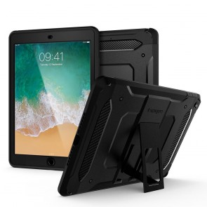 "Spigen iPad 9.7"" Tough Armor Tech Black"