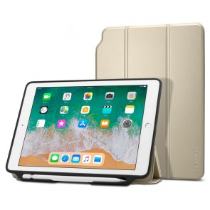 "Spigen iPad 9.7"" Smart Fold 2 Gold"