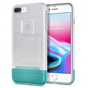 Spigen  iPhone 8/7 Plus Case Classic C1 Snow
