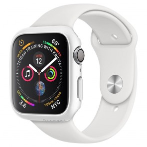 Spigen  Apple Watch 4/5/6/SE  (44 mm) Case Thin Fit  White