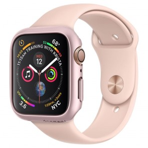 Spigen  Apple Watch 4/5/6/SE  (44 mm) Case Thin Fit  Rose Gold
