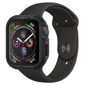 Spigen  Apple Watch 4/5/6/SE  (40 mm) Case Rugged Armor Black