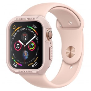Spigen  Apple Watch 4/5/6/SE  (40 mm) Case Rugged Armor Rose Gold