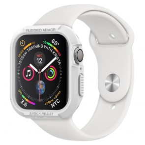 Spigen  Apple Watch 4/5/6/SE  (40 mm) Case Rugged Armor White