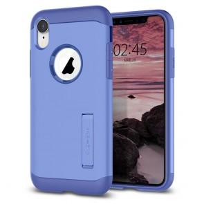 Spigen  iPhone XR Case Slim Armor Violet