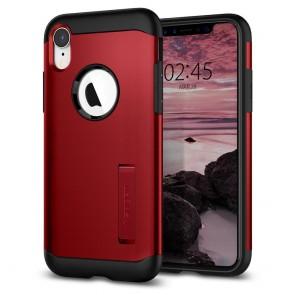 Spigen  iPhone XR Case Slim Armor Merlot Red