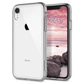Spigen  iPhone XR Case Slim Armor Crystal Dark Crystal