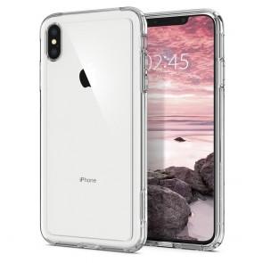 Spigen  iPhone XS Max Case Slim Armor Crystal Crystal Clear
