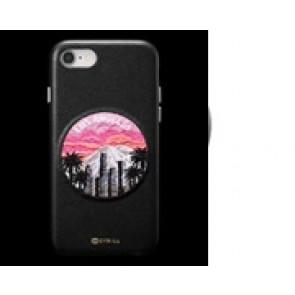 CYRILL  iPhone 8/7/6/6s Case DTLA Sunset Champagne Gold