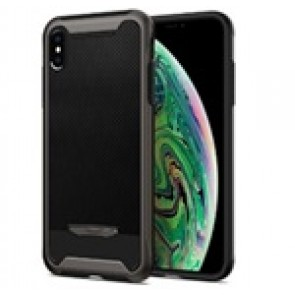 Spigen  iPhone XS/X Case Hybrid NX Gunmetal