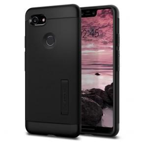Spigen Google Pixel 3 XL Case Slim Armor Black