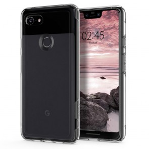 Spigen Google Pixel 3 XL Case Slim Armor Crystal Crystal Clear