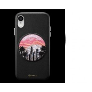 CYRILL  iPhone XR Case DTLA Series Sunset Champagne Gold