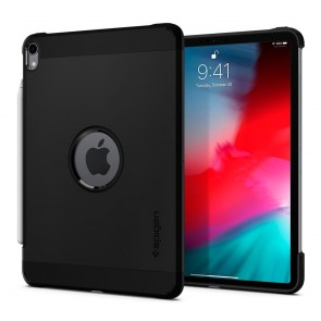 "Spigen iPad Pro 12.9"" (2018) Tough Armor Black"