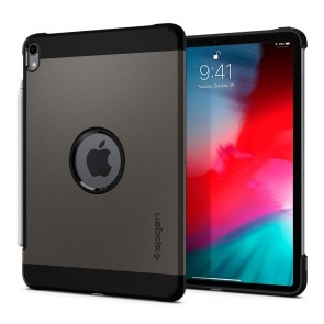 "Spigen iPad Pro 12.9"" (2018) Tough Armor Gunmetal"