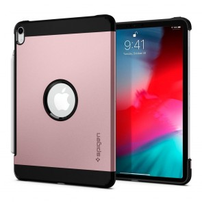 "Spigen iPad Pro 12.9"" (2018) Tough Armor Rose Gold"