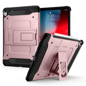 "Spigen iPad Pro 12.9"" 2018 Tough Armor Tech Rose Gold"
