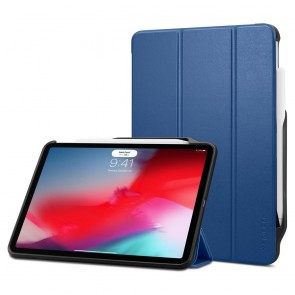 "Spigen iPad Pro 11"" (2018) Smart Fold 2 Blue"
