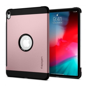 "Spigen iPad Pro 11"" (2018) Tough Armor Rose Gold"
