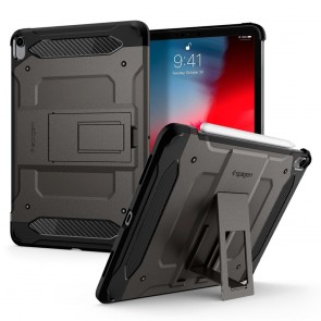 "Spigen iPad Pro 11"" (2018) Tough Armor Tech Gunmetal"