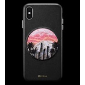 CYRILL  iPhone X/XS Case DTLA Series Sunset Champagne Gold