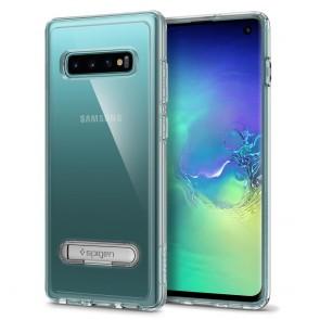 Spigen Samsung Galaxy S10 Case Slim Armor Crystal Crystal Clear