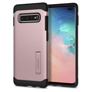 Spigen Samsung Galaxy S10+ Case Slim Armor Rose Gold