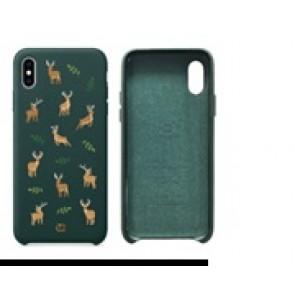 CYRILL  iPhone XR Case Portland Series Dear Portland Forest Green