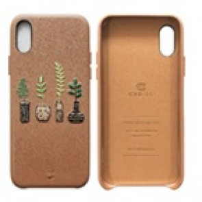 CYRILL  iPhone XS Max Case Portland Series The Vase Taupe