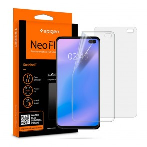 Spigen Samsung Galaxy S10+ Screen Protector Neo Flex HD Clear
