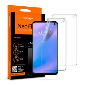 Spigen Samsung Galaxy S10 Screen Protector Neo Flex HD Clear