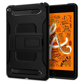Spigen iPad mini 5 Tough Armor Tech Black